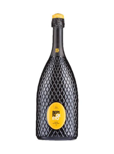 Prosecco Extra Dry Millesimato Superiore DOCG Conegliano Valdobbiadene - Bepin De Eto