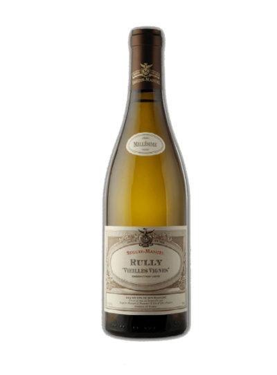 Chardonnay, Domaine Seguin Manuel Rully Vieilles Vignes