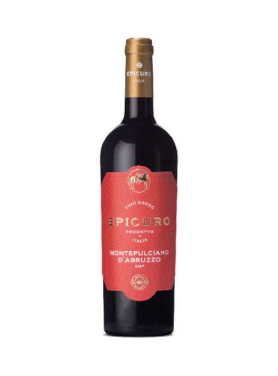 Montepulciano abruzzo DOP Rosso
