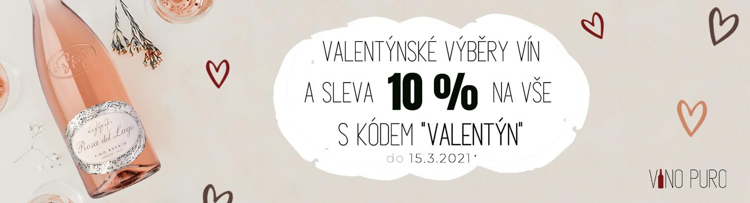 Valentýn s VinoPuro